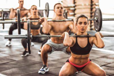 Cours Collectifs de CrossFit à Châteauroux
